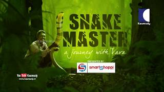 Exciting sight of King cobra being caught from treetop adventurously | Snakemaster | Latest Episode