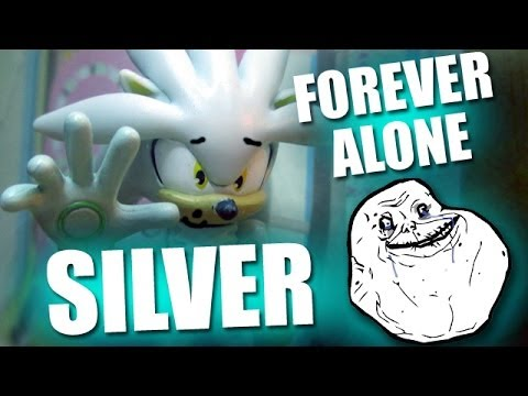 FOREVER ALONE - Silver The Hedgehog