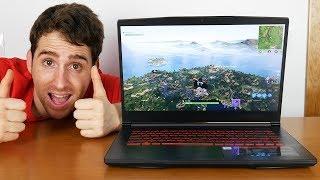 El mejor portátil gaming por 950€? juega a TODO, edita vídeos y haz streaming! MSI GF63