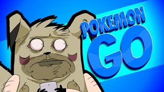 Pokemon Go? - GhostToast Animation