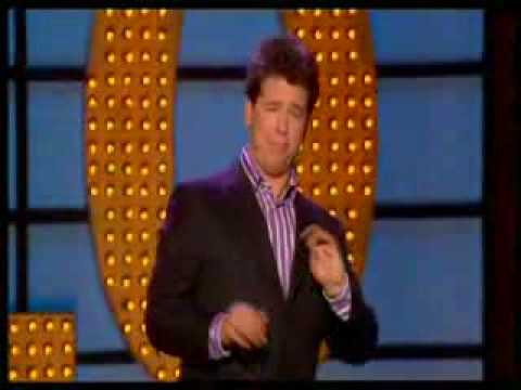 Michael McIntyre on Scottish people
