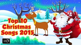 Top 10 Most Beautiful Christmas Songs Of All Time 2015 - Best Songs - Merry Christmas