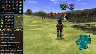 Ocarina of Time - #16: Horse War Crimes