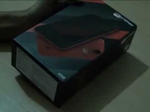Micromax A58 Unboxing
