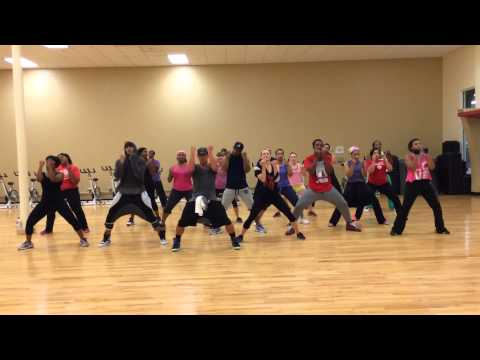 Jessie J Ariana Grande Nicki Minaj Bang Bang (Zumba / Hip Hop)