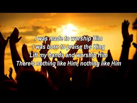 Born To Praise -  Planetshakers (2015 New Worship Song with Lyrics)