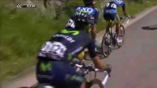 Chris Froome is too strong for Alberto Contador -  TDF 2013