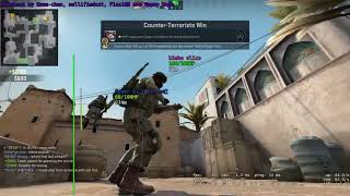 When Catbot noobs try CS:GO cheating