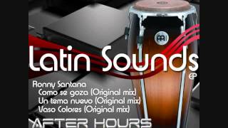 [OFFICIAL] Latin Sounds by Afterhours Recordings ((Buy this Ep in Beatport)