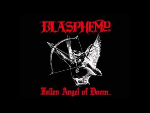 Blasphemy - Winds Of The Black Gods (Intro) - Fallen Angel Of Doom