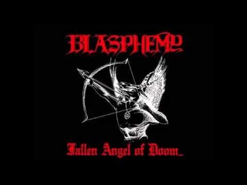 Blasphemy - Winds Of The Black Gods (Intro) - Fallen Angel Of Doom