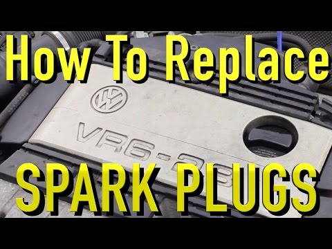 How To Replace Spark Plugs, on ANY Car
