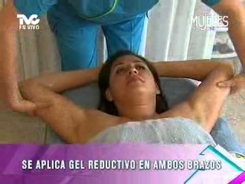 Masaje Reductivo de Brazos (METVC)