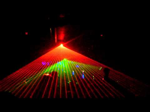 Lasers at turnmills