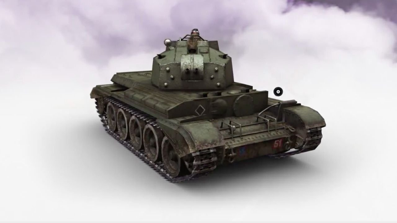 Company of Heroes 2 The British Forces - Know Your Units: Centaur
