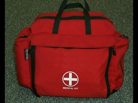 Pt 4: Level 2 First Aid Kit Review by Nutnfancy