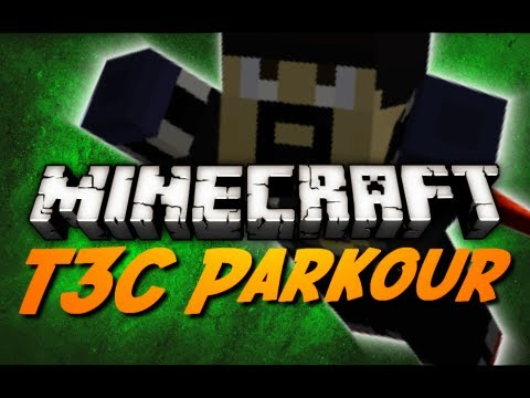 Minecraft Maps - t3c Parkour - Stage 2 - Blame The Sheep!