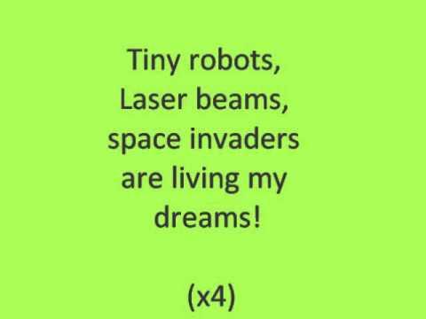 Phenomenauts - Tiny Robots