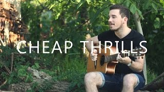 Download Lagu Cheap Thrills - Sia (fingerstyle guitar cover by Peter Gergely) Gratis STAFABAND