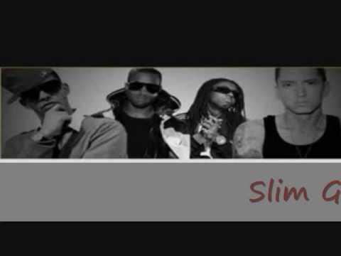 Drake Feat.Eminem, Lil' Wayne, Kanye West-Forever-RELAPSE2 LEAK!
