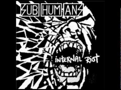Subhumans - Culture Addict
