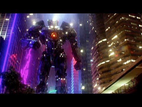 Pacific Rim - New Trailer