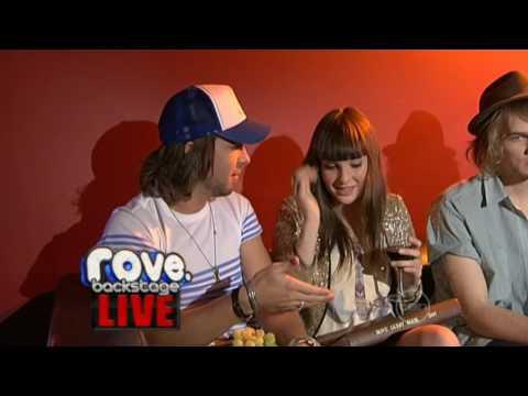 Lisa Mitchell on Rove (HD)