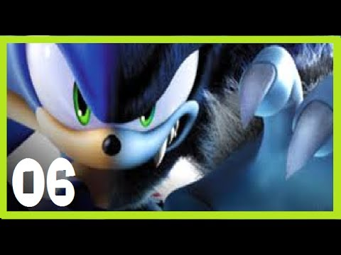 Sonic Unleashed Xbox 360 Part 6