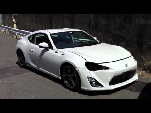 New Toyota FT-86 - URAS D1 Project 2JZ Swap