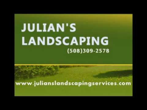 Julian's Landscaping lawn care services in Groton, Littleton MA
