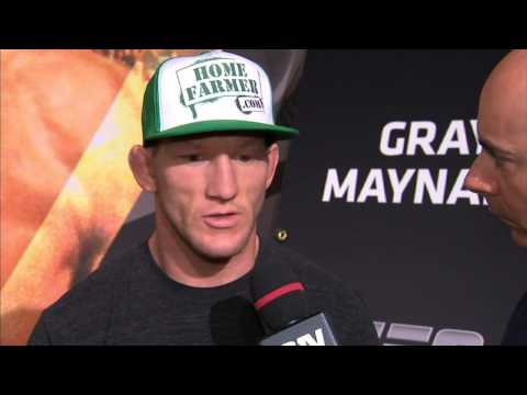 Gray Maynard 1-on-1