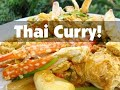 Thai Food Curry Recipe - Stir Fried Crab with Curr…