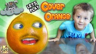 Chase The Orange Who 39 S Annoying Fgteev Gameplay Skit With Orange Ios Game