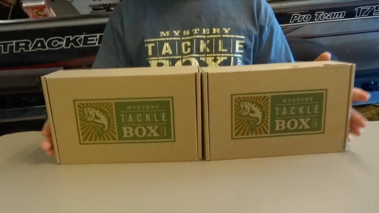 September Mystery Tackle Box  1 2014
