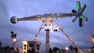 "Star Shape ""AIR"" - Abie Danter Jnr (Newcastle Town Moor Hoppings 2011)"