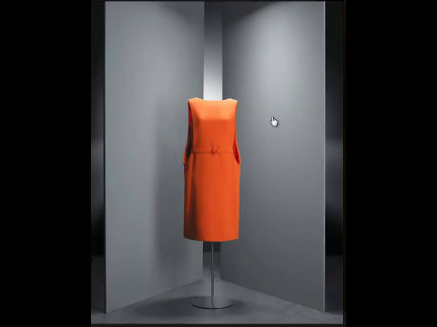 Alta Costura - Interpretando um vestido