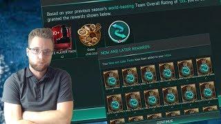 FIFA Mobile 18 Season 2 Rewards! Pre-Season Now and Later Reward Opening! Let's Play FIFA iOS!