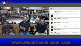 Our guest Chris Bennett of AudioControl.  Car Audio Talk the Facebook live show episode 7