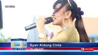 Syair Kidung Cinta - Jihan Audy - OM Sera Live SMKN 1 Kediri 2017