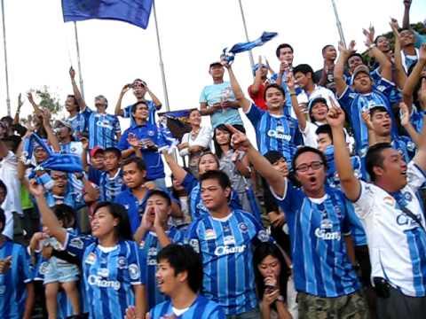 Pattaya UTD 1 - 2 Chonburi FC , Thai Premiere League 2010 (3/5)