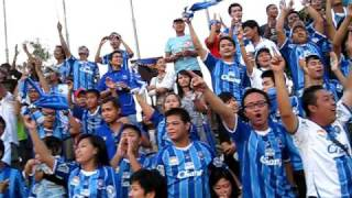 Pattaya UTD 1 - 2 Chonburi FC , Thai Premiere League 2010 (3/5)