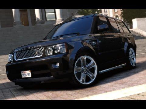 Range Rover Sport Supercharged v1.0 2010