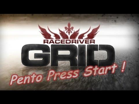 Pento Press Start : Race Driver GRID sur PC