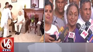 Meira Kumar After Losing President Election || New Delhi |