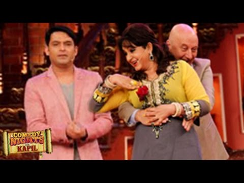 Anupam Kher on Comedy Nights with Kapil 3rd August 2014 FULL EPISODE HD