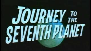 Journey to the Seventh Planet (1962) - Official Trailer