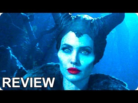 Trailer Review | MALEFICENT (Angelina Jolie, Elle Fanning)