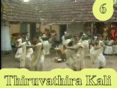 Thiruvathira - Mangalam video