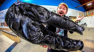 WORLD'S MOST PAINFUL INDESTRUCTIBLE PANTS?! LINE-X EP 9