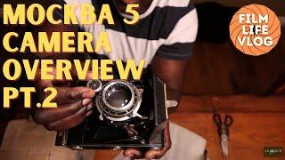 Mockba 5 film camera Overview